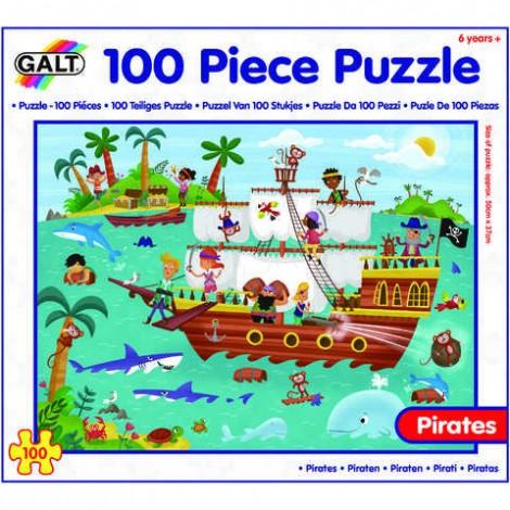 Imagine 1Puzzle Calatoria Piratilor 100 piese