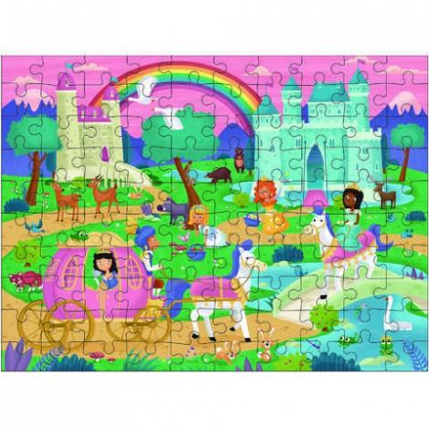 Imagine 2Puzzle Taramul Printeselor 100 piese