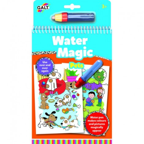 Imagine 1Water Magic: Carte de colorat Animale de companie