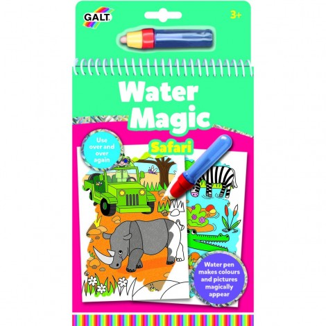 Imagine 1Water Magic: Carte de colorat Safari