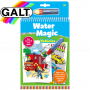 Imagine 1Water Magic: Carte de colorat Vehicule