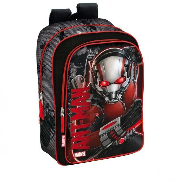 Ghiozdan adaptabil Ant Man Red