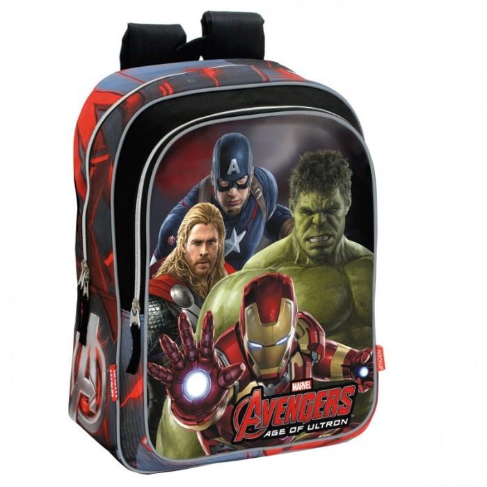 Ghiozdan adaptabil Avengers