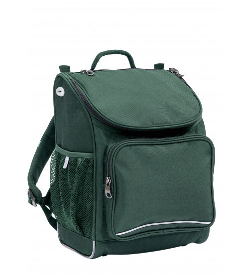 Ghiozdan Compact Mighty verde