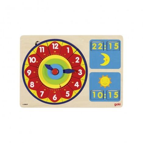 Imagine 1Ceas puzzle Analog-Digital