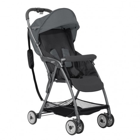 Imagine 2Carucior Featherweight Black Grey