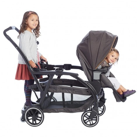Imagine 13Carucior gemeni Modes Duo Black Grey