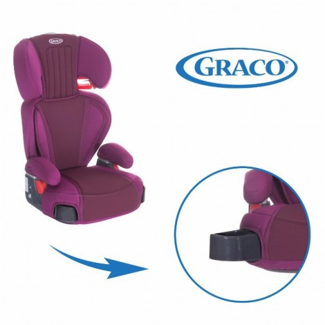 Imagine 5Scaun auto Logico LX Comfort Wine