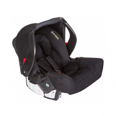 Imagine 1Scaun auto Junior Baby - Snugfix Extrem Black
