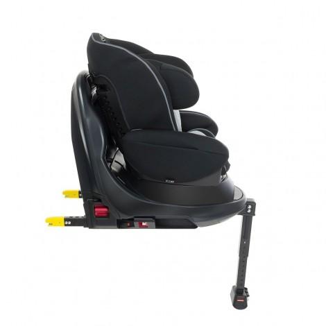 Imagine 4Scaun auto Turn2Reach Midnight Gray 360°cu Isofix 0-18 kg