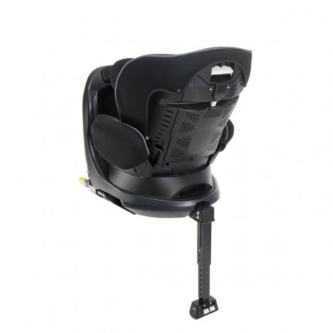 Imagine 8Scaun auto Turn2Reach Midnight Gray 360°cu Isofix 0-18 kg