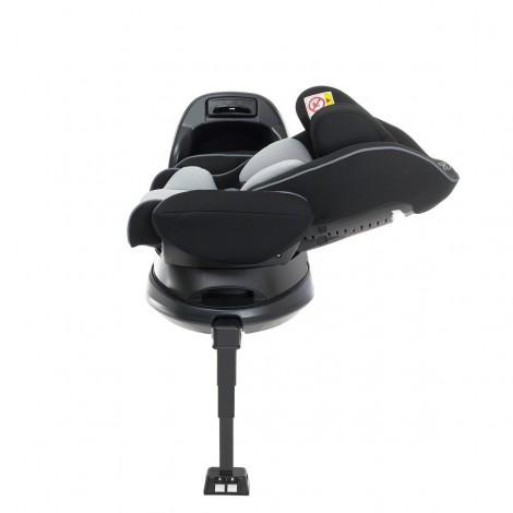 Imagine 9Scaun auto Turn2Reach Midnight Gray 360°cu Isofix 0-18 kg