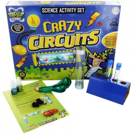 Imagine 1Set experimente - Circuite electrice