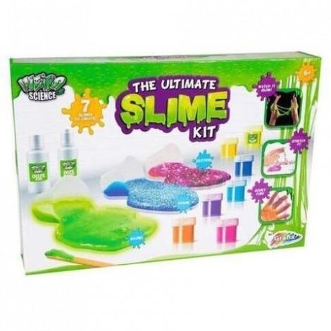 Imagine 1Set experimente - Laboratorul de slime