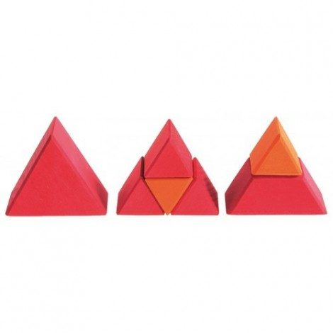 Imagine 3Set de construit Trapezoid