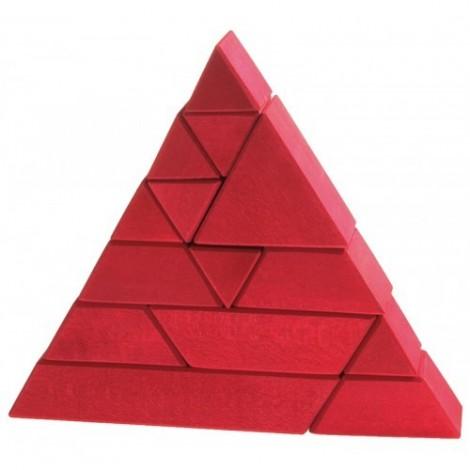 Imagine 4Set de construit Trapezoid