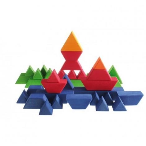 Imagine 5Set de construit Trapezoid