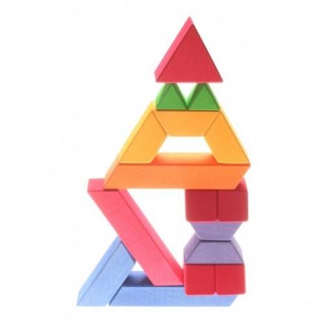 Imagine 6Set de construit Trapezoid