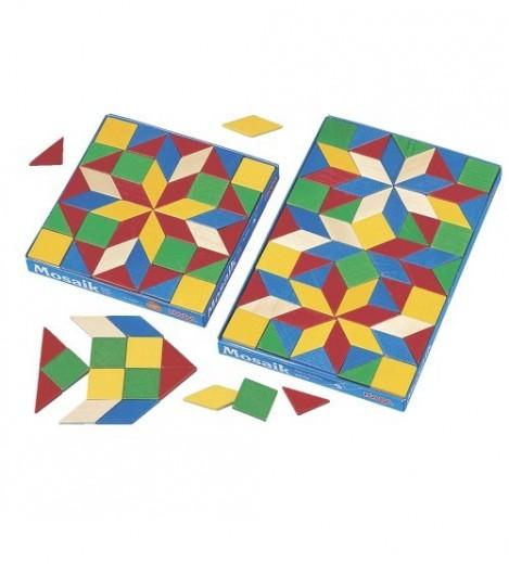 Imagine 1Cuburi Mozaic, 44 Piese