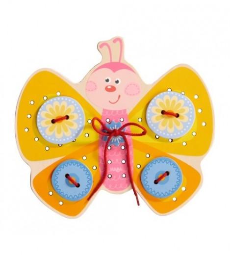 Imagine 2Joc de indemanare cu 2 fete Butterfly