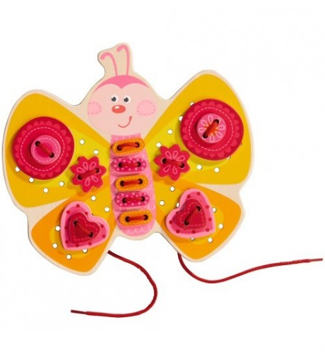 Imagine 1Joc de indemanare cu 2 fete Butterfly