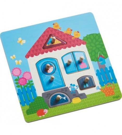 Imagine 1Joc tip puzzle - Casa mea