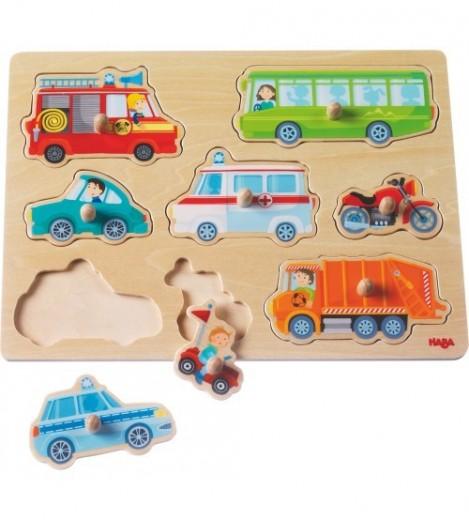 Imagine 1Joc tip puzzle - Lumea Vehiculelor