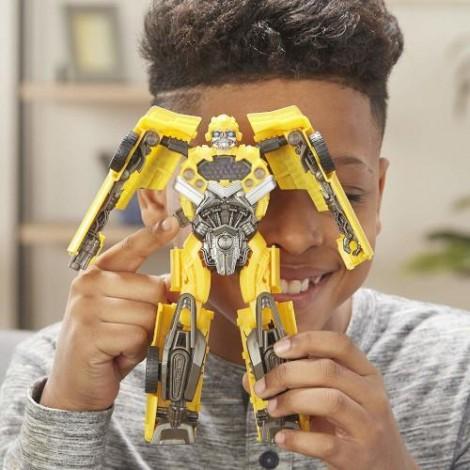 Imagine 3Figurina de Actiune Transformers Bumblebee Mission Vision