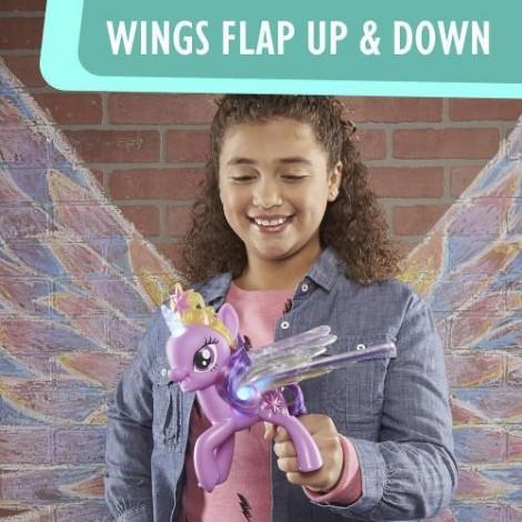 Imagine 3Figurina My Little Pony cu Aripi Stralucitoare Twilight Sparkle