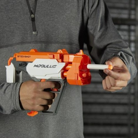 Imagine 2Nerf N-Strike Modulus StockShot