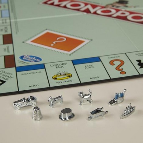 Imagine 2Joc de Societate Monopoly Mania Pionilor