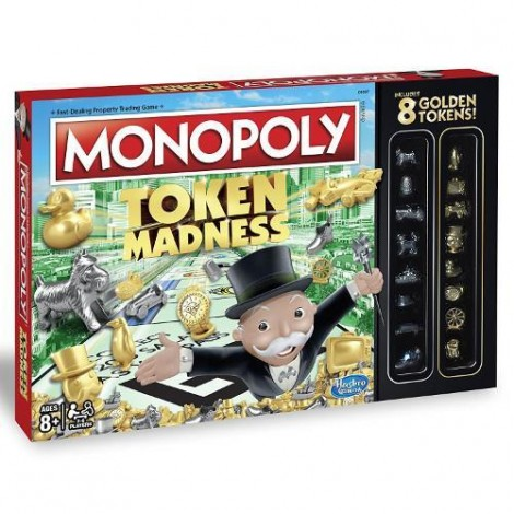 Imagine 1Joc de Societate Monopoly Mania Pionilor