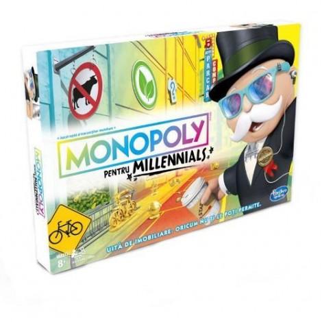 Imagine 1Joc de Societate Monopoly pentru Millennials in Limba Romana