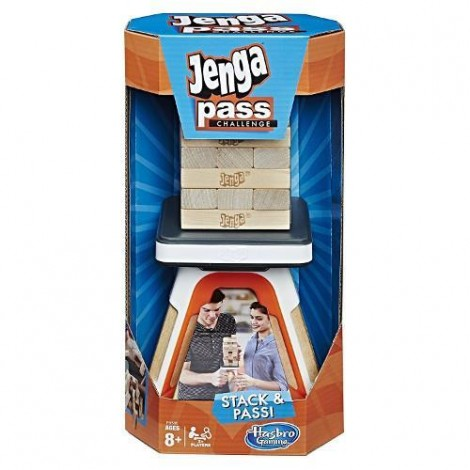 Imagine 1Joc Jenga Pass Challenge
