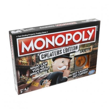 Imagine 1Joc Monopoly Cheaters Edition