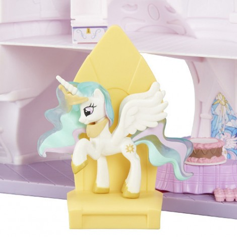 Imagine 3Castelul din Canterlot - My Little Pony