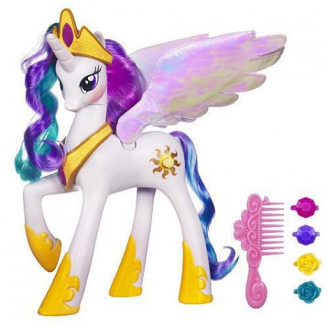 Imagine 1My Little Pony Printesa Celestia
