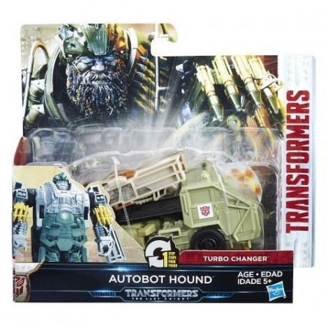 Imagine 3Robot Transformers One Step Autobot Hound