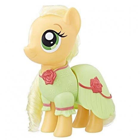 Imagine 2Set My Little Pony The Movie - Figurina Applejack cu Accesorii