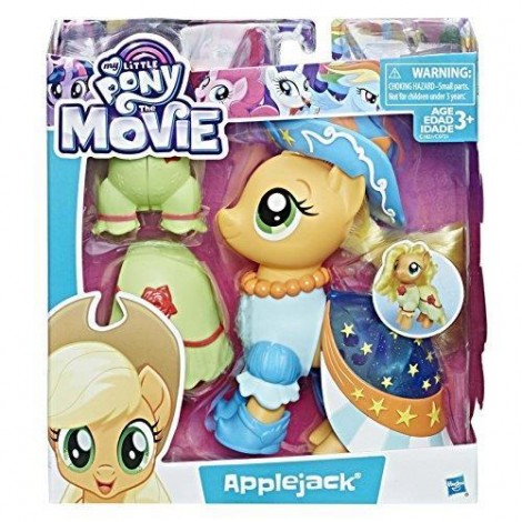Imagine 1Set My Little Pony The Movie - Figurina Applejack cu Accesorii