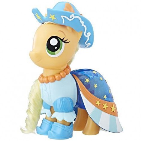 Imagine 3Set My Little Pony The Movie - Figurina Applejack cu Accesorii