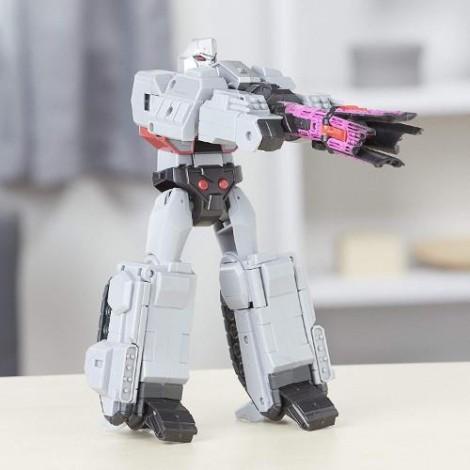 Imagine 2Figurina Transformers Cyberverse Ultimate Class Megatron