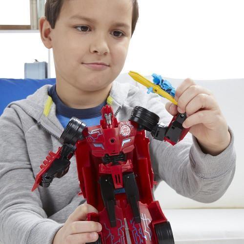 Robotei, Soldatei Si Supereroi