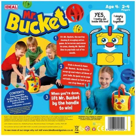 Imagine 4Joc Interactiv Mr. Bucket