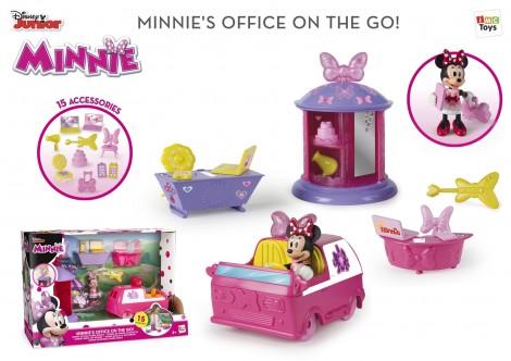 Imagine 2Biroul pe Roti al lui Minnie