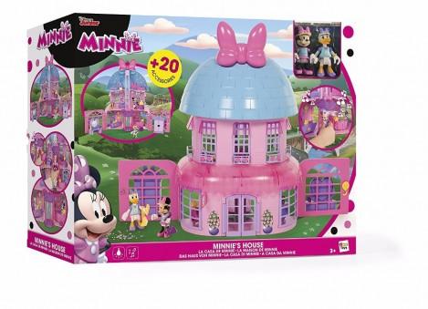 Imagine 1Casuta Minnie si ajutoarele abile
