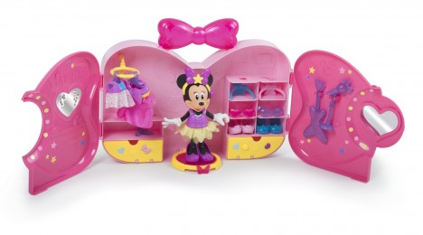 Imagine 2Dressing-ul cu tinute Pop Star al lui Minnie