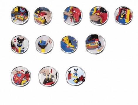 Imagine 8Garaj Mickey Roadster Racers