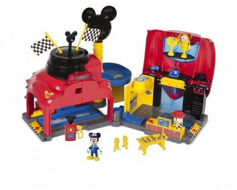 Imagine 2Garaj Mickey Roadster Racers