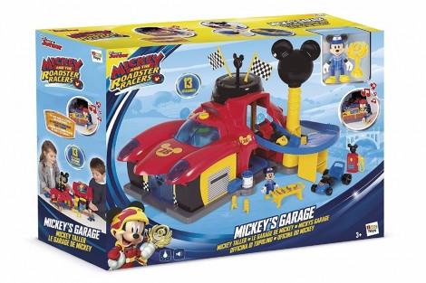 Imagine 1Garaj Mickey Roadster Racers